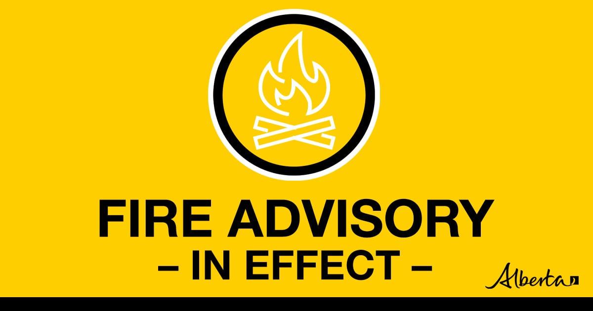 Fire Advisory 2